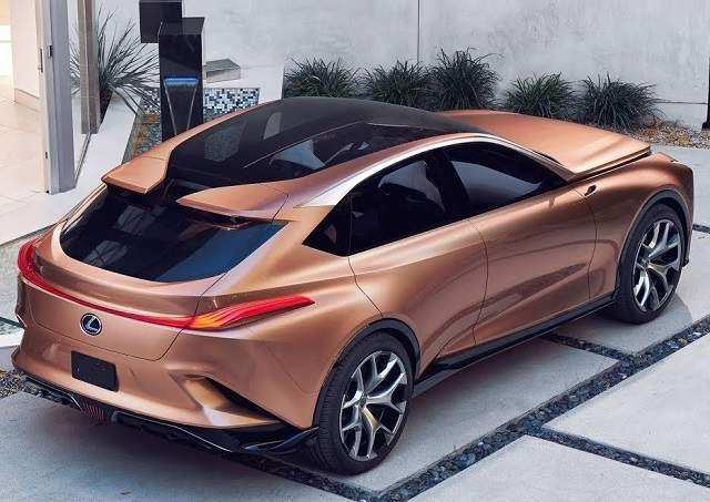 96 All New 2020 Lexus Nx Redesign And Concept