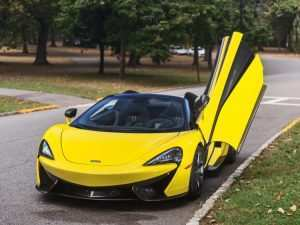 96 All New 2020 McLaren 570S Coupe History