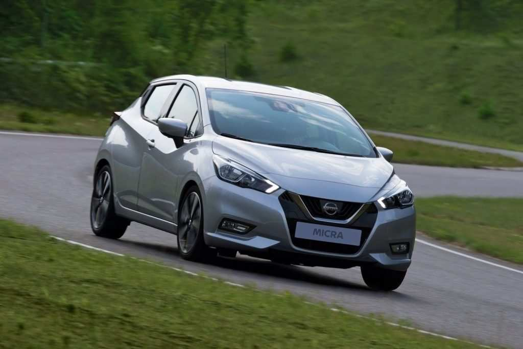 96 All New 2020 Nissan March Mexico Columbia Specs