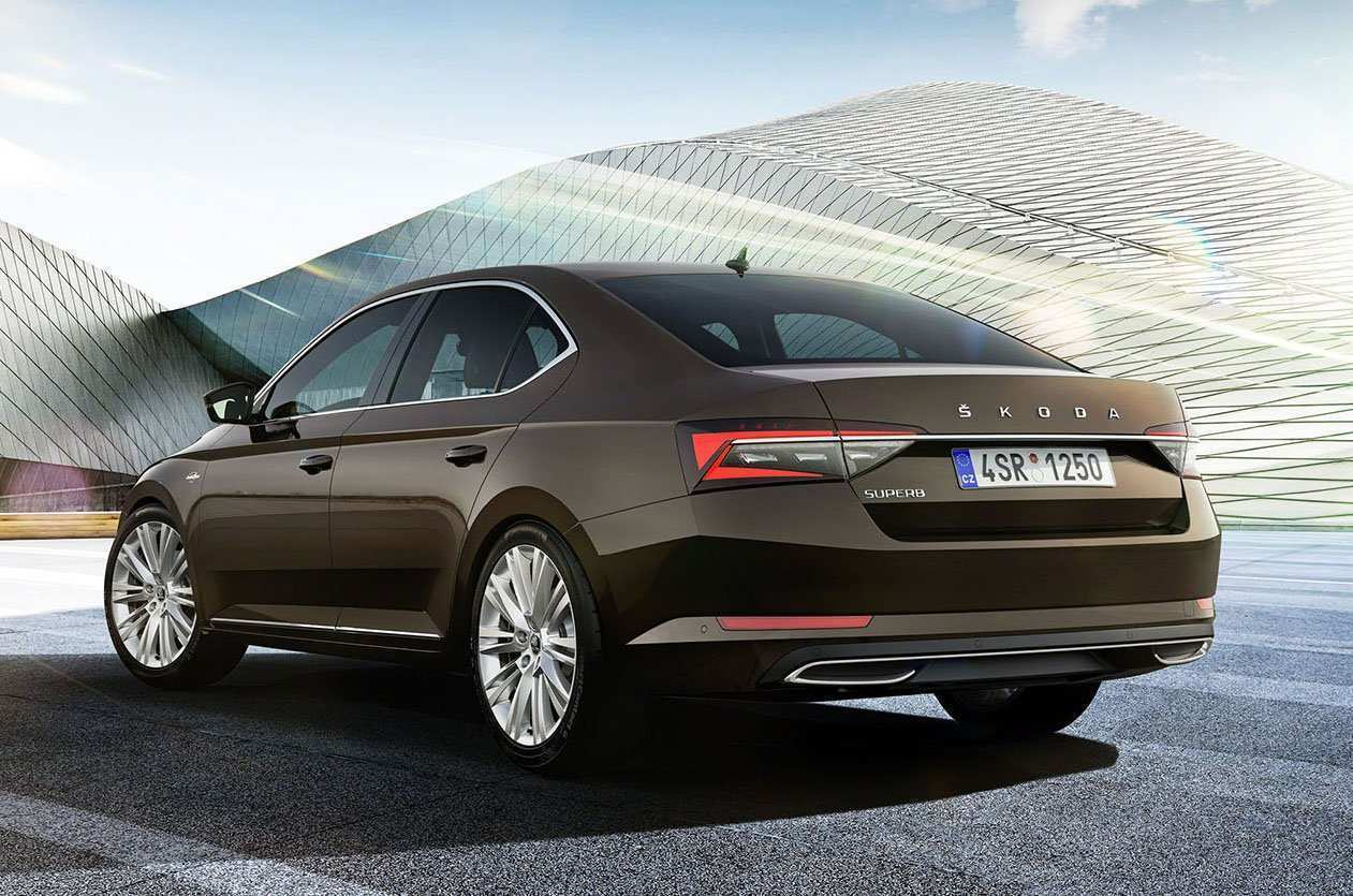 96 All New 2020 Skoda Superb Specs And Review