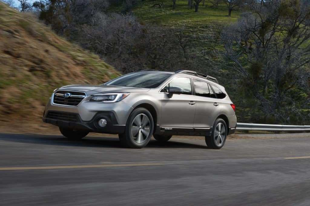 96 All New All New Subaru Outback 2020 Release