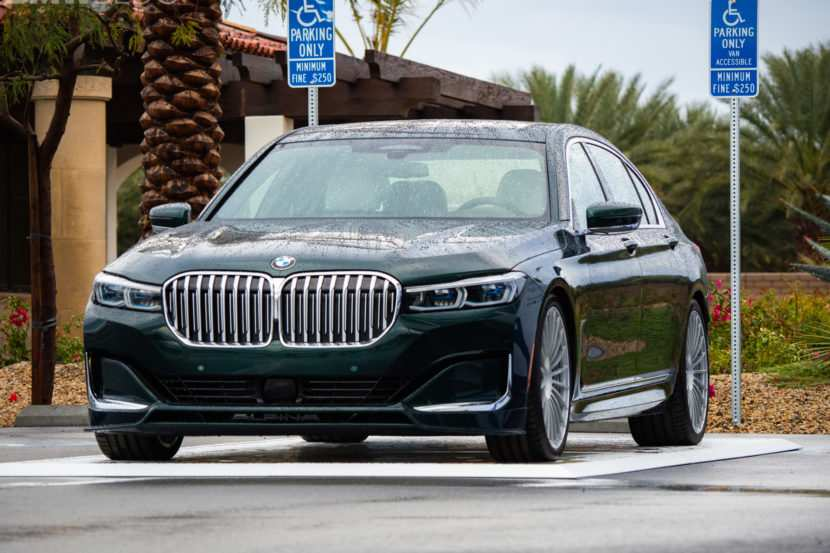 96 All New BMW B7 Alpina 2020 Concept And Review