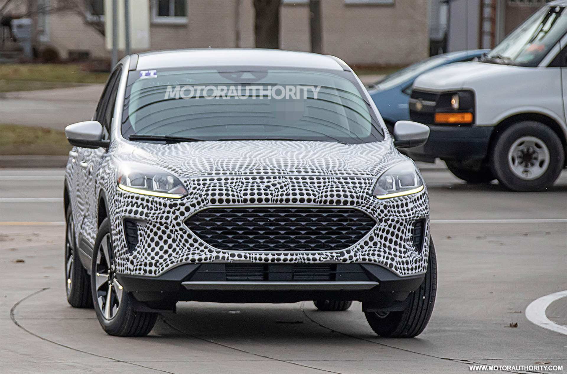 96 All New Ford Kuga 2020 Spy Shots Performance And New Engine