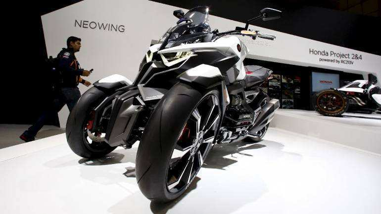 96 All New Honda Neowing 2020 Interior