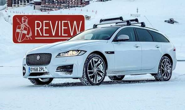 96 All New Jaguar Xf Facelift 2019 Speed Test