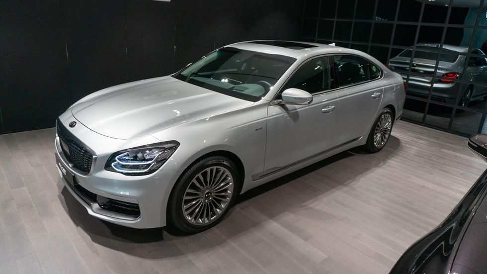 96 All New K900 Kia 2019 Specs