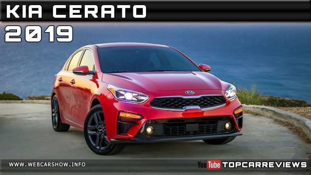 96 All New Kia Cerato 2019 Interior Prices