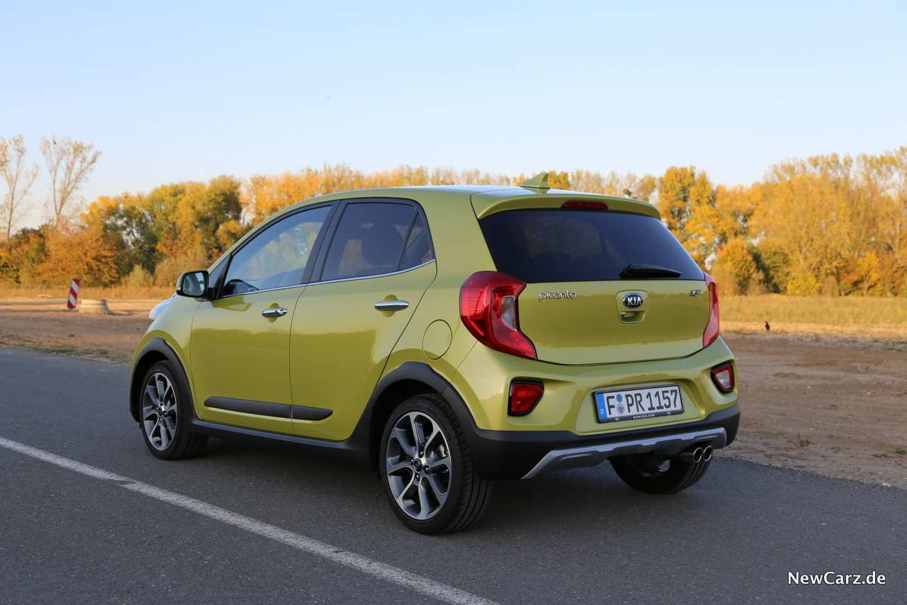 96 All New Kia Picanto 2019 Xline Redesign And Review