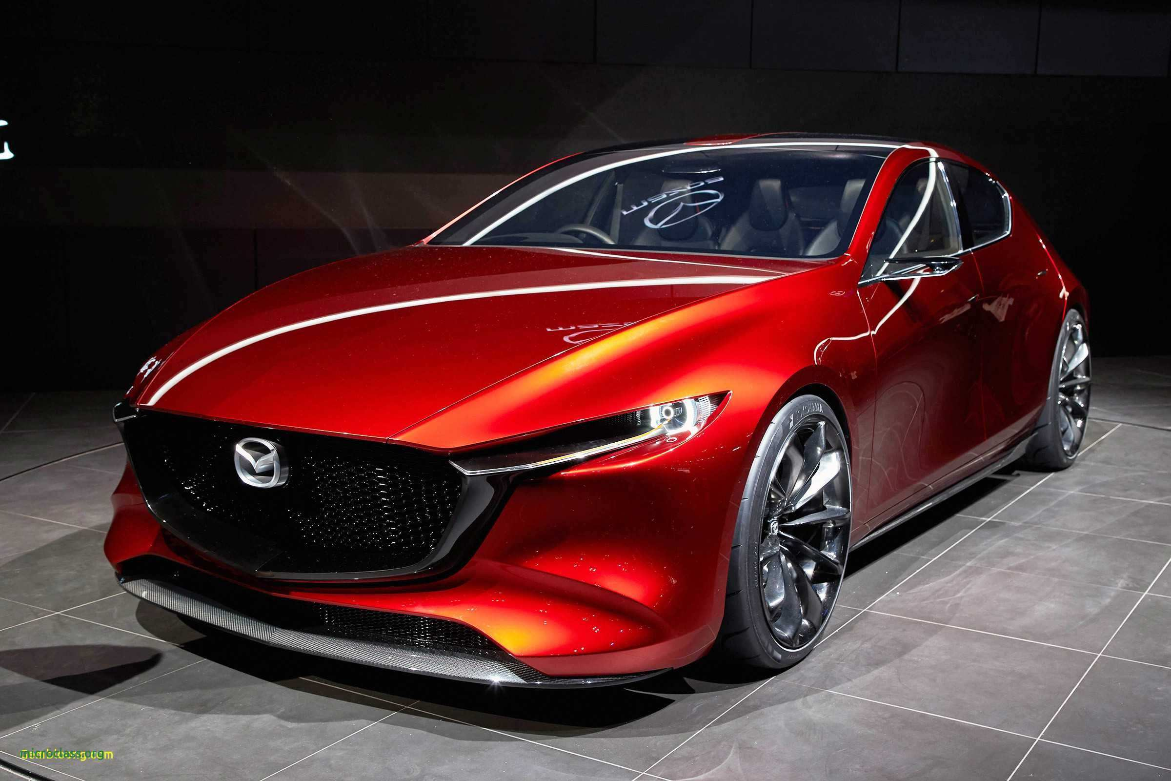 96 All New Mazdaspeed 2019 New Concept