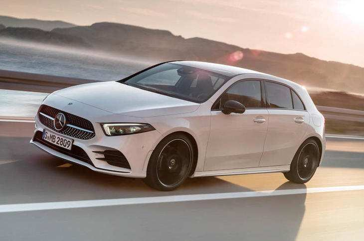 96 All New Mercedes 2019 A Class Price Design And Review