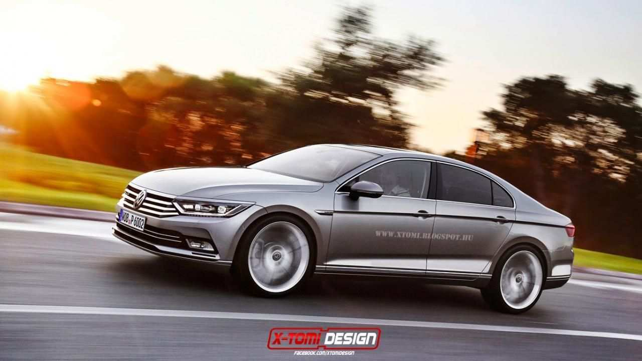 96 All New Next Generation Vw Cc Speed Test