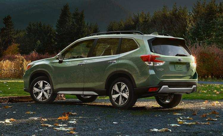 96 All New Subaru Forester 2019 Ground Clearance First Drive