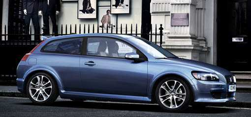 96 All New Volvo C30 2019 First Drive