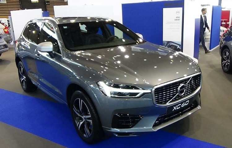 96 All New Volvo Xc60 2019 Osmium Grey First Drive