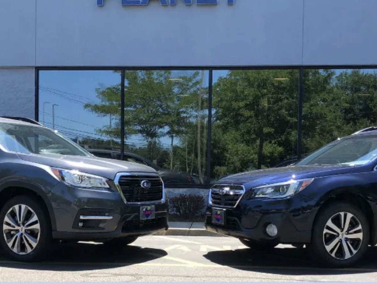96 All New When Will 2020 Subaru Ascent Be Available Price Design And Review