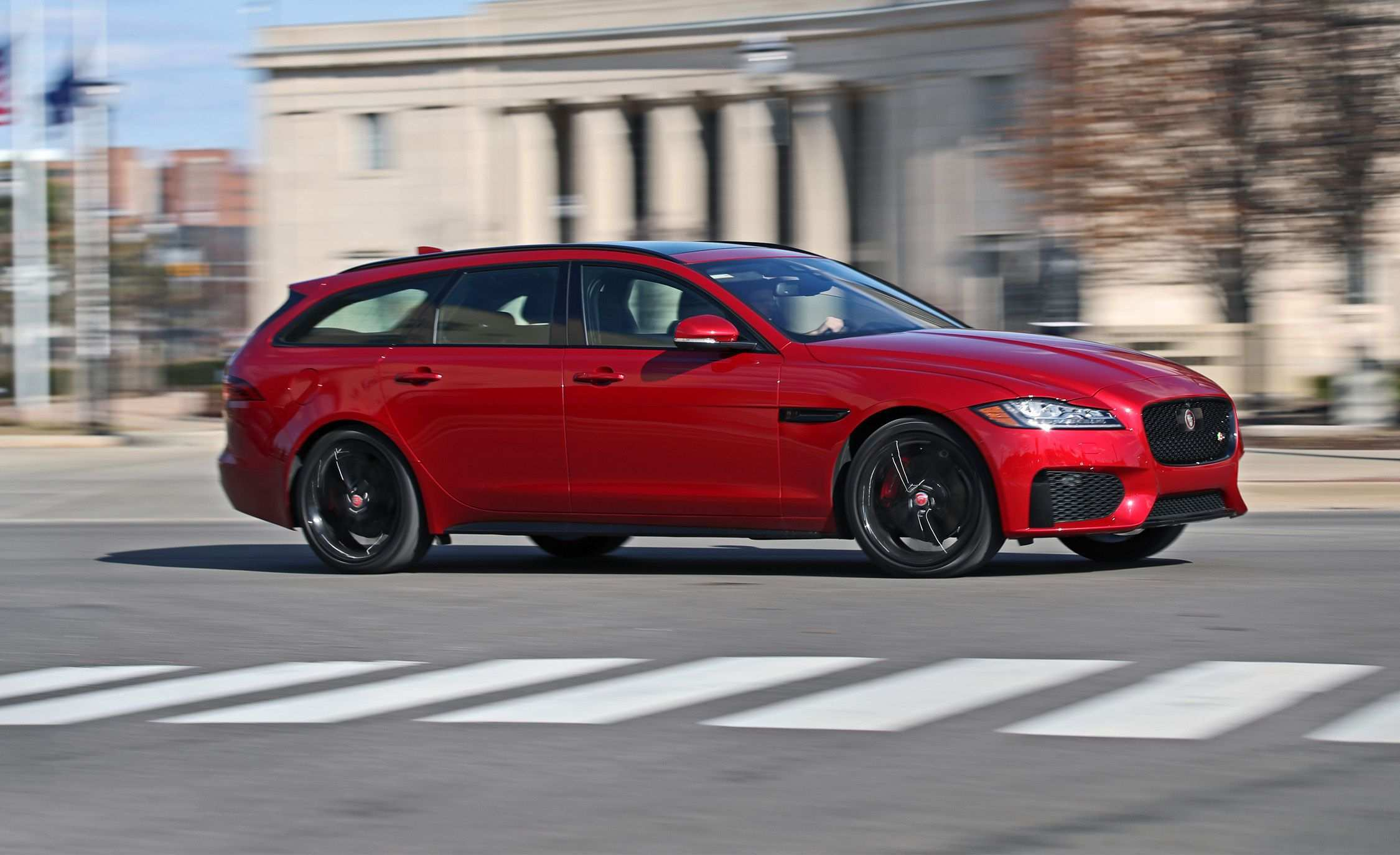 96 Best 2019 Jaguar Station Wagon Model