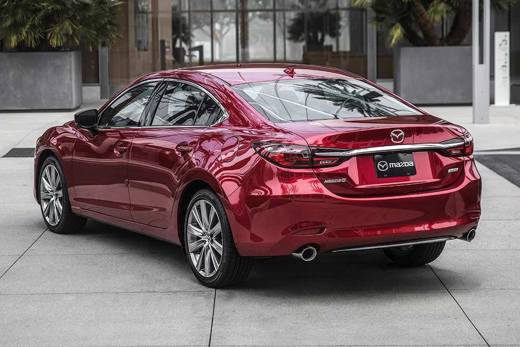 96 Best 2019 Mazda 6 Turbo 0 60 Wallpaper