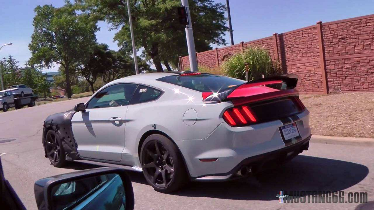96 Best 2019 The Spy Shots Ford Mustang Svt Gt 500 Release