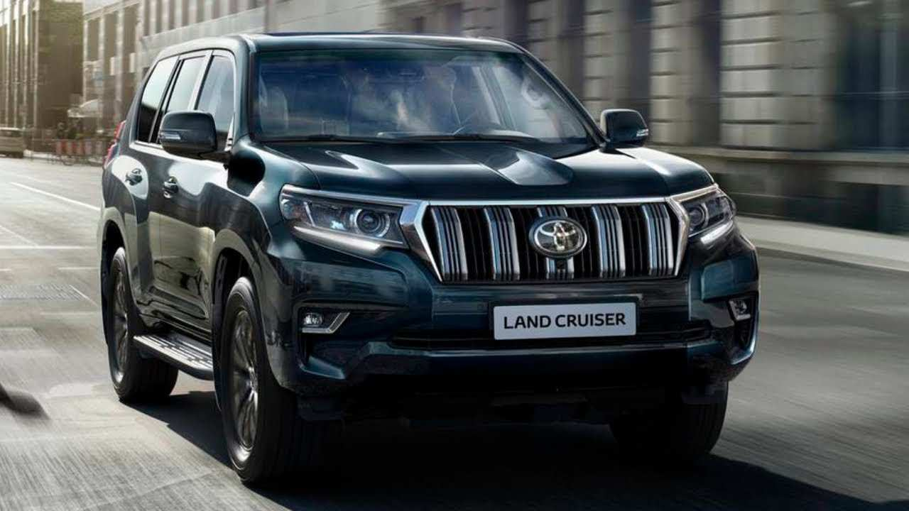 96 Best 2019 Toyota Prado Review And Release Date