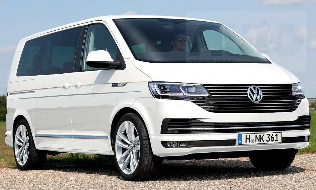 96 Best 2019 Volkswagen Transporter Speed Test