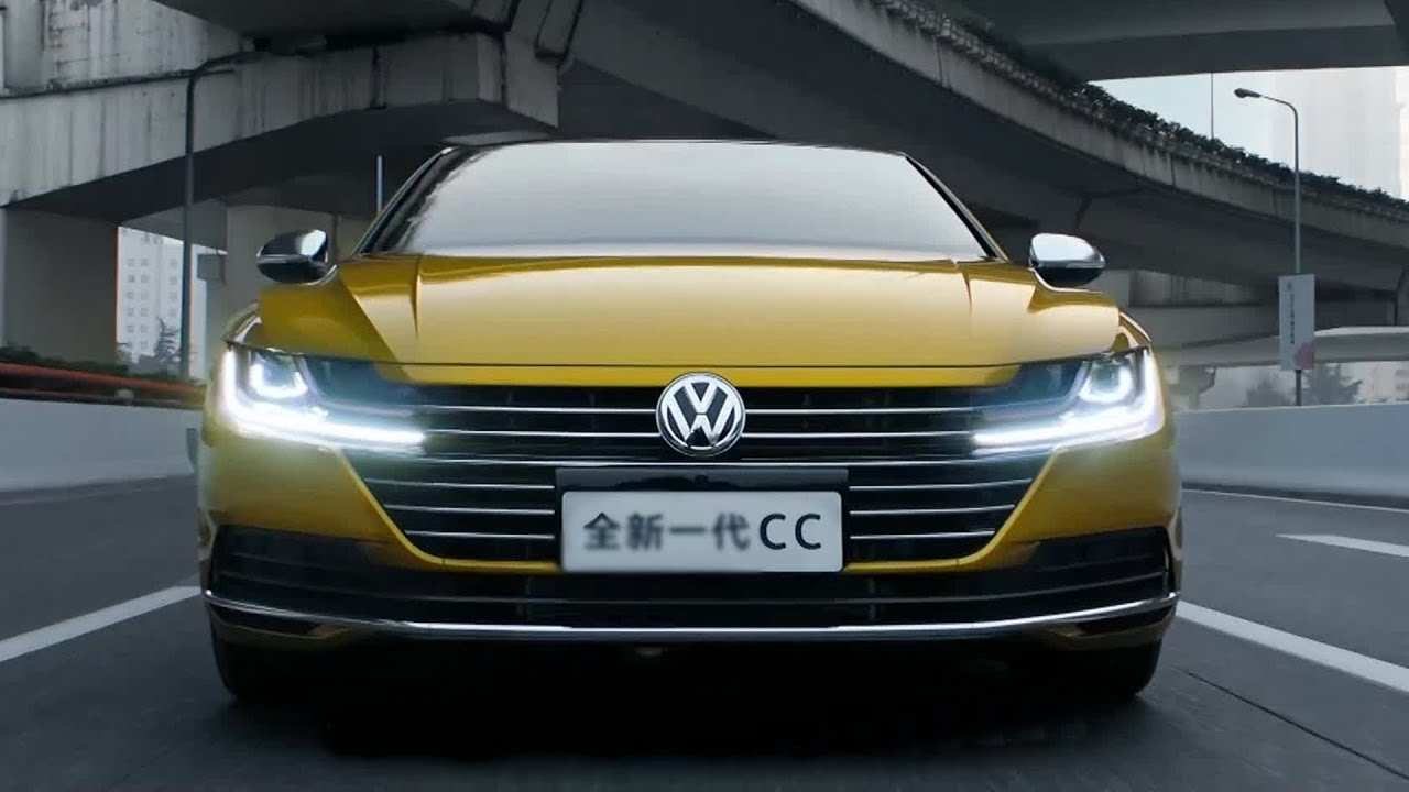 96 Best 2019 Vw Cc Release Date And Concept