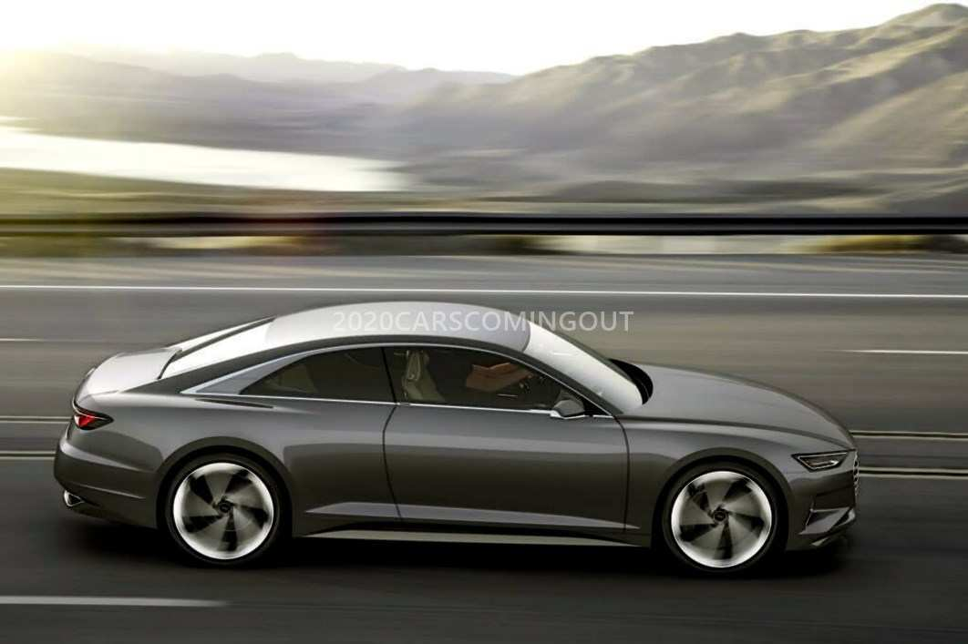 96 Best 2020 Audi A9 Concept Research New