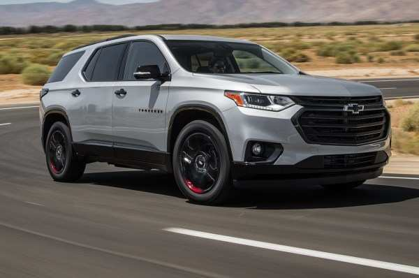 96 Best 2020 Chevrolet Traverses Research New