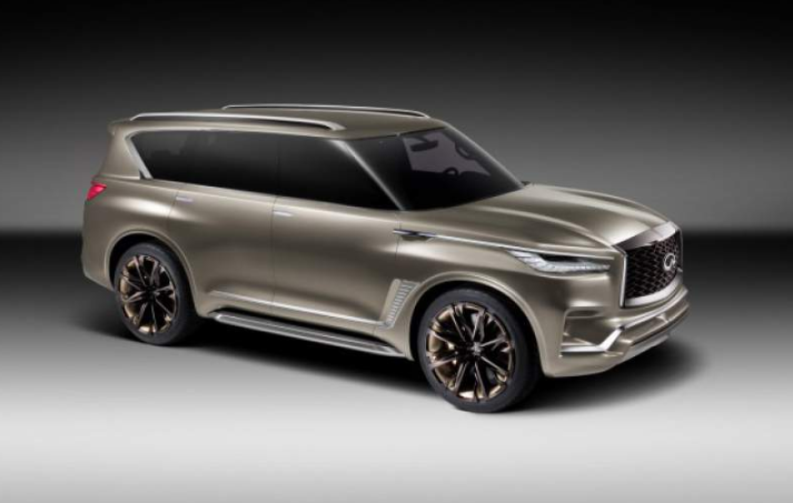 96 Best 2020 Infiniti Qx80 Suv Spy Shoot