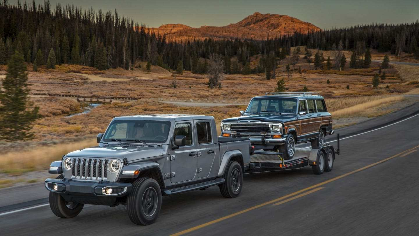 96 Best 2020 Jeep Gladiator Availability Date Exterior And Interior