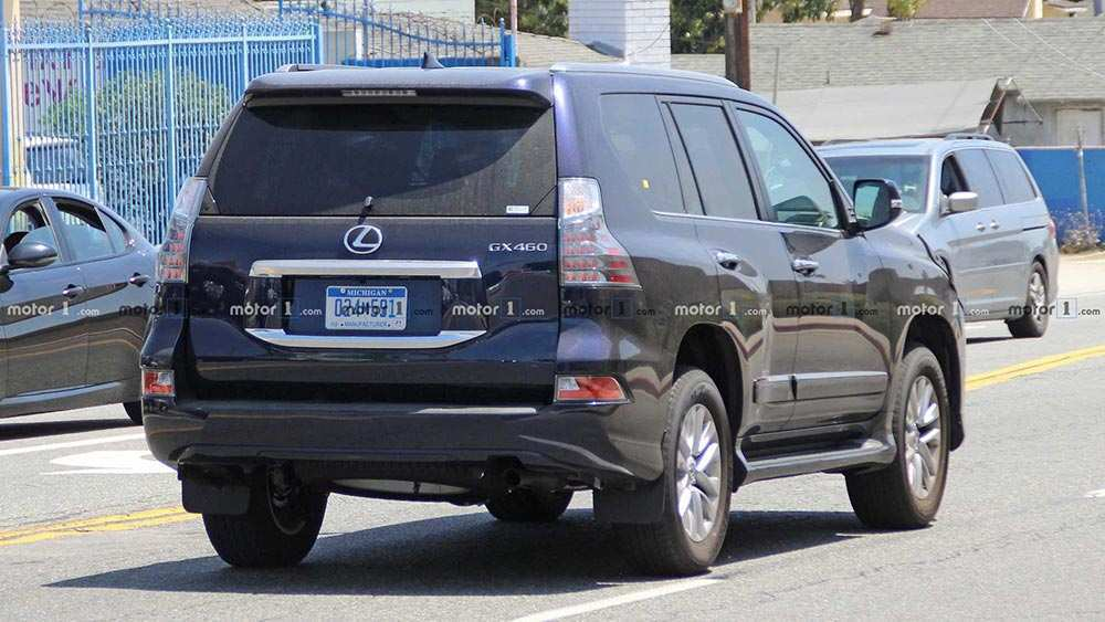 96 Best 2020 Lexus GX 460 Performance And New Engine