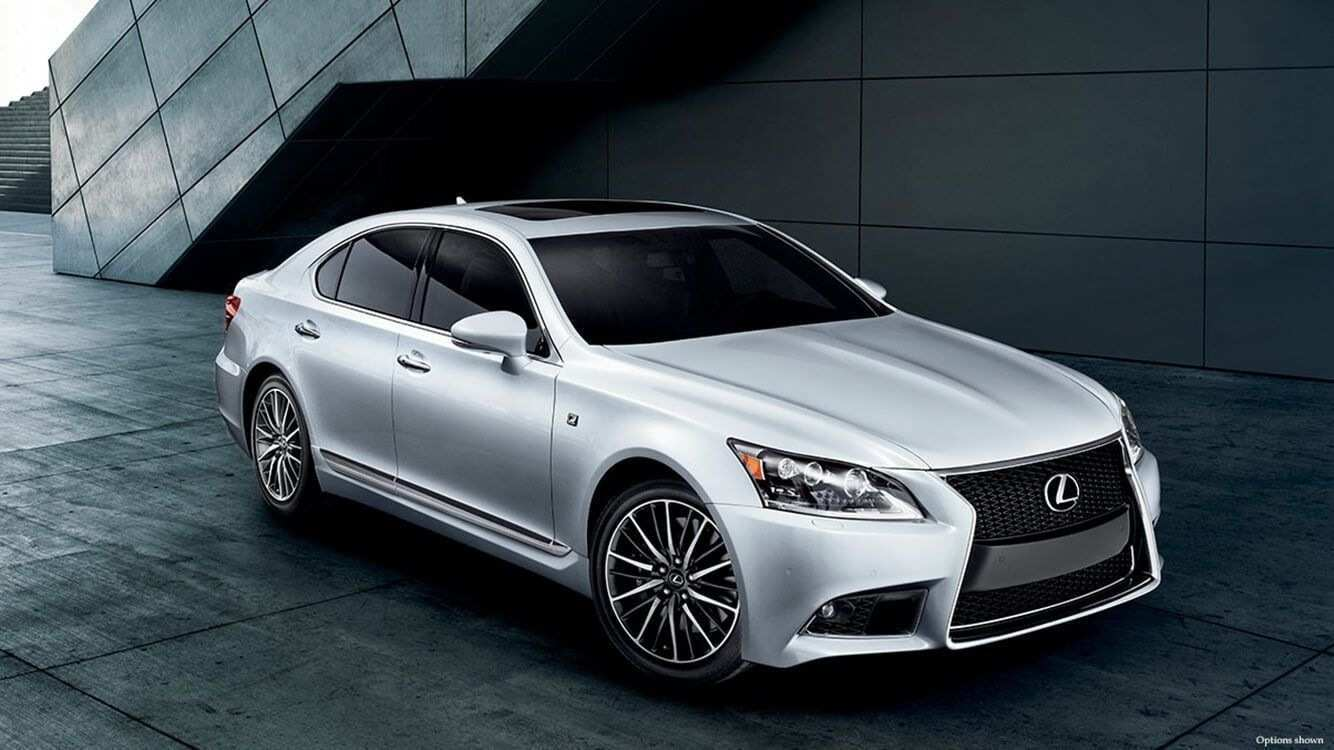 96 Best 2020 Lexus LSs Review