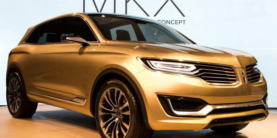 96 Best 2020 Lincoln Mkx At Beijing Motor Show Overview