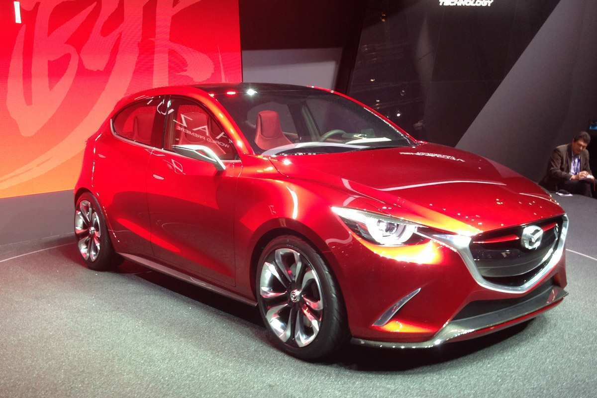 96 Best 2020 Mazda 2 Redesign And Concept