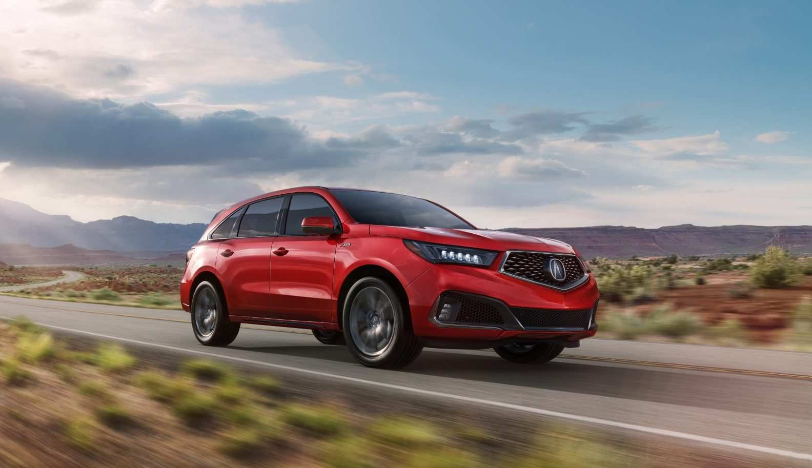 96 New 2019 Acura MDX Redesign And Review
