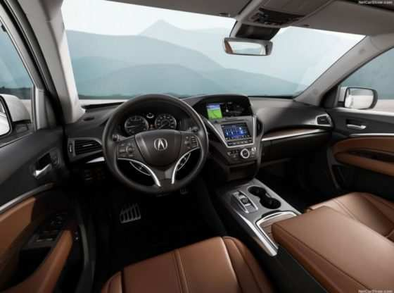 96 New 2019 Acura Mdx Rumors Reviews