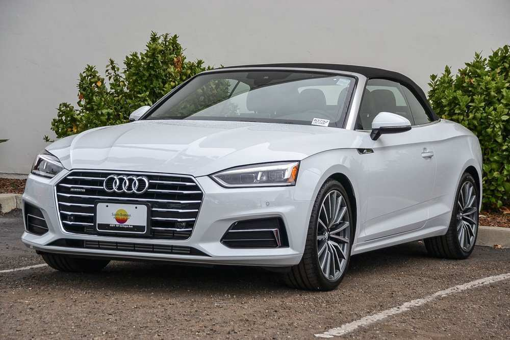 96 New 2019 Audi A5 Picture