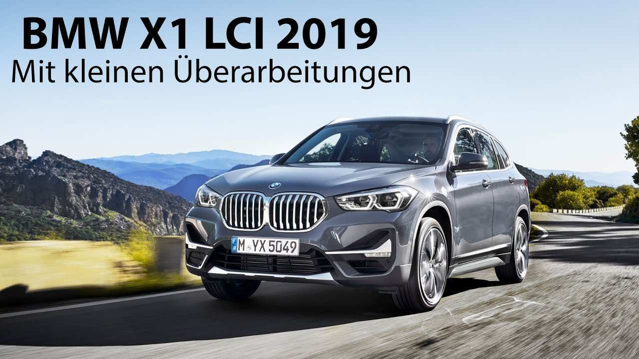 96 New 2019 BMW X1 Speed Test