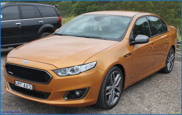 96 New 2019 Ford Falcon Xr8 Gt Price And Release Date