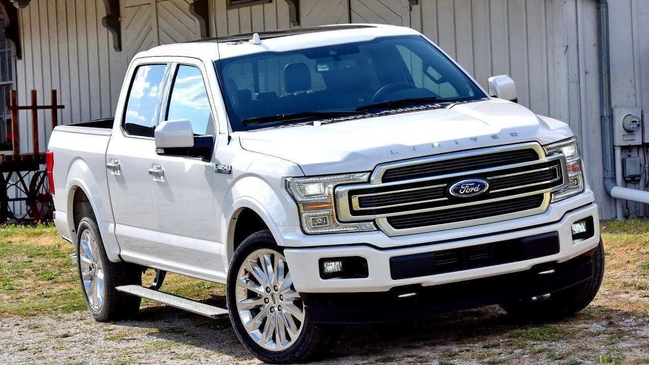 96 New 2019 Ford Lobo New Review