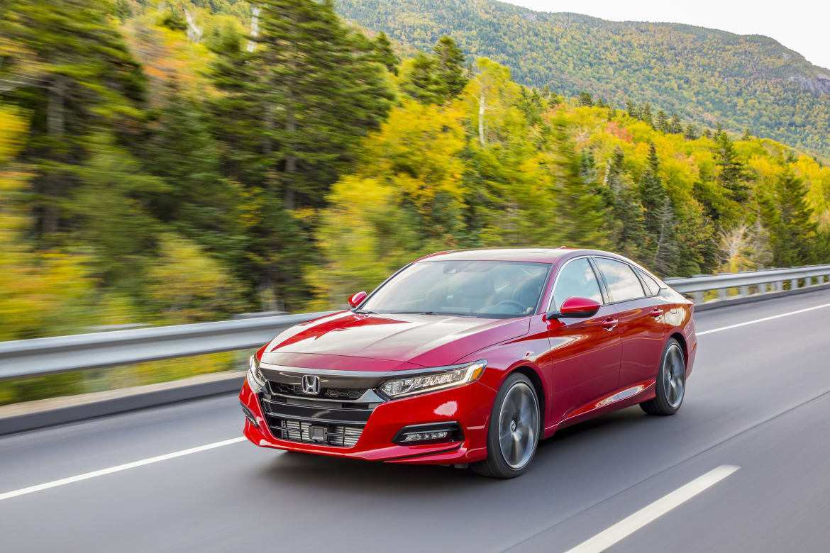 96 New 2019 Honda Accord Type R Release Date And Concept
