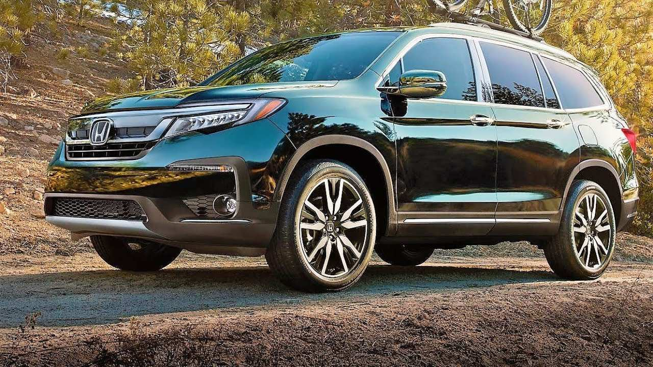 96 New 2019 Honda Pilot Performance