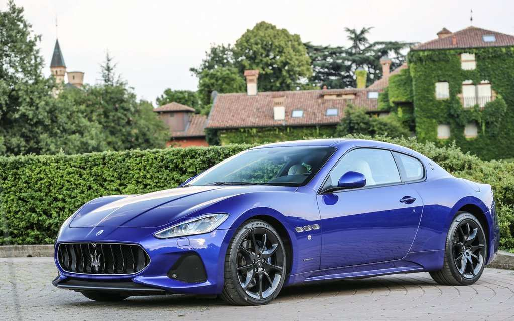 96 New 2019 Maserati Granturismo Concept And Review