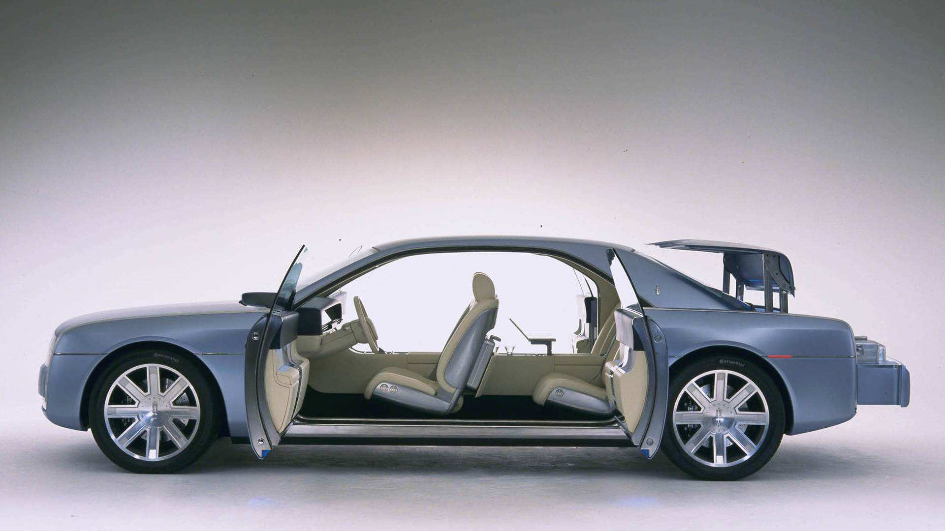 96 New 2019 The Lincoln Continental Engine