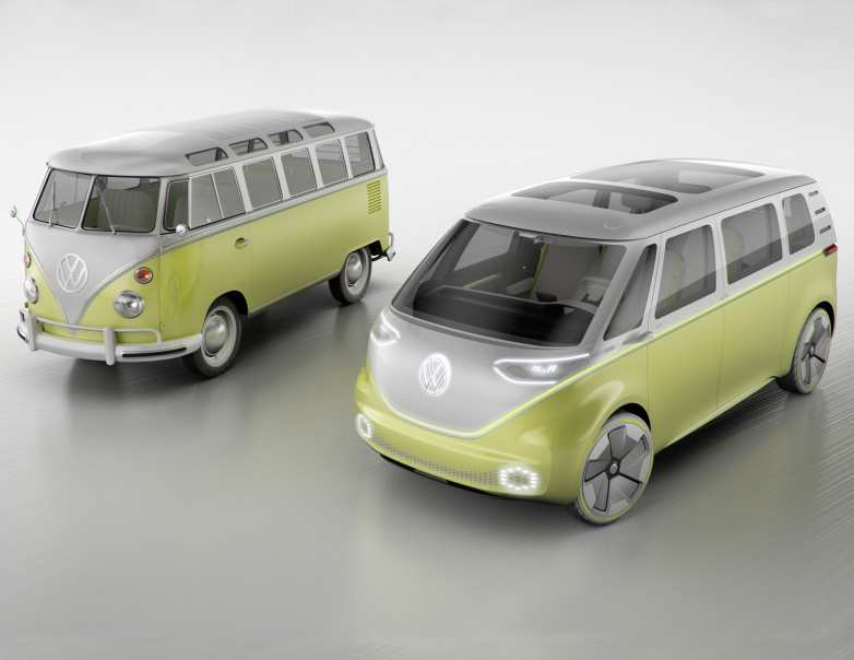 96 New 2019 Volkswagen Bus Price And Review