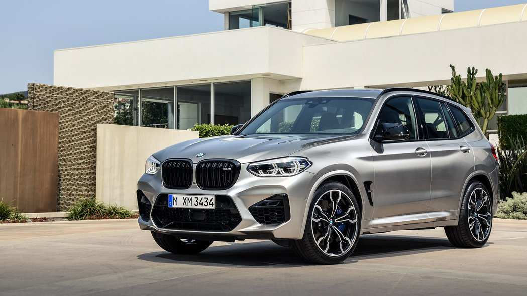 96 New 2020 BMW X4 Redesign And Review