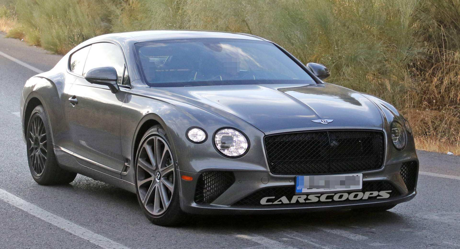 96 New 2020 Bentley Continental GT Performance