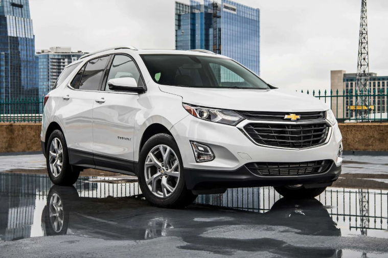 96 New 2020 Chevy Equinox Release