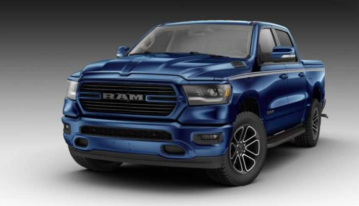 96 New 2020 Dodge Ram Pickup Release