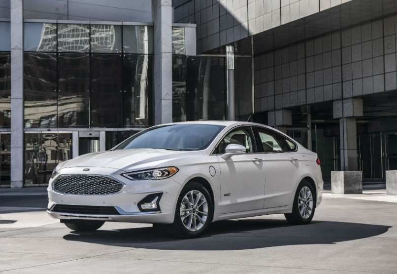 96 New 2020 Ford Fusion Energi Review