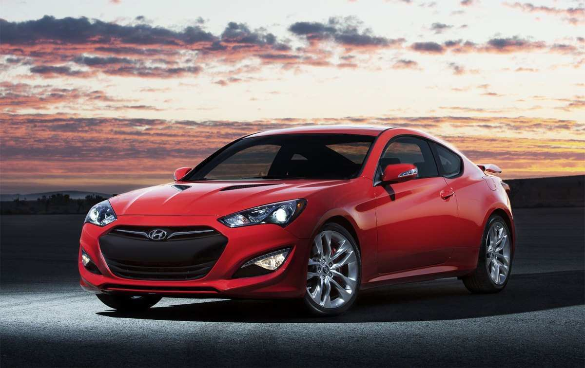 96 New 2020 Hyundai Genesis Coupe First Drive